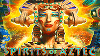 Играть онлайн в Spirits Of Aztec
